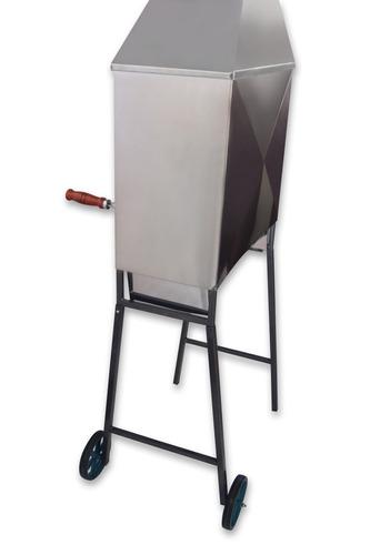 churrasqueira carrinho churrasco espetinho inox profissional