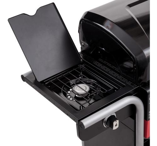 churrasqueira char broil gas2coal 330 à gás e carvão grill