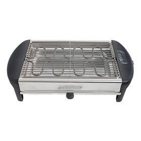 Churrasqueira Elétrica Cotherm Elite Grill 127v Preta/prateada