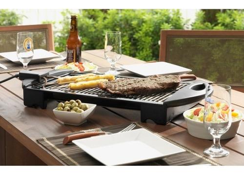 churrasqueira elétrica fischer grill 220v