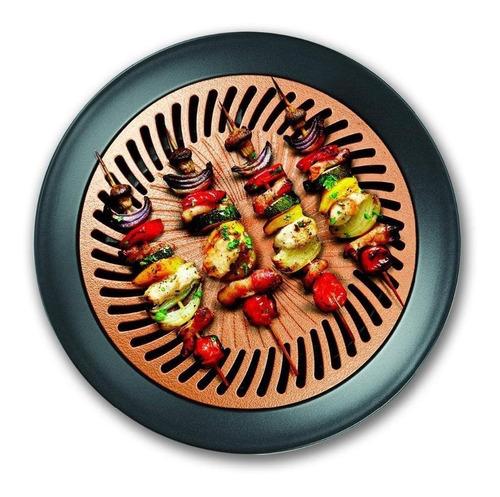 churrasqueira fogão antiaderente cozinha - sem fumaça