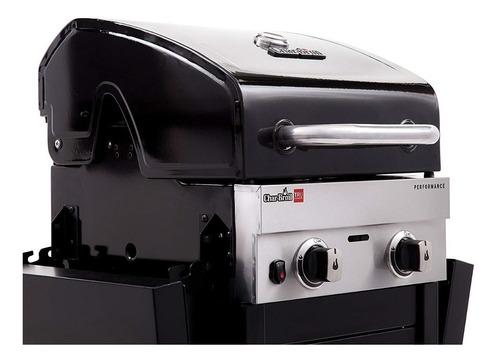 churrasqueira à gás americana char-broil infrared 300
