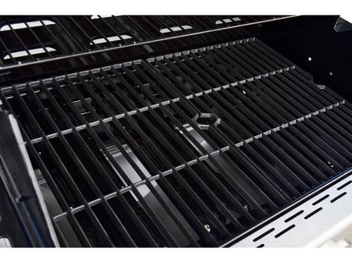 churrasqueira gas grill chaleur devon inox portátil promoção