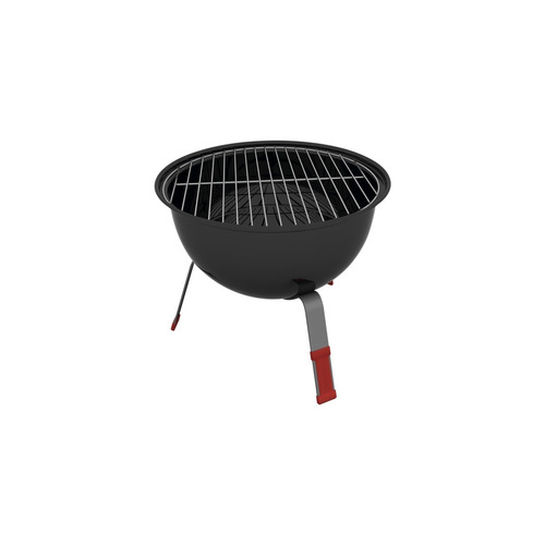 churrasqueira grelha carvão aço esmaltado tcp 320 tramontina