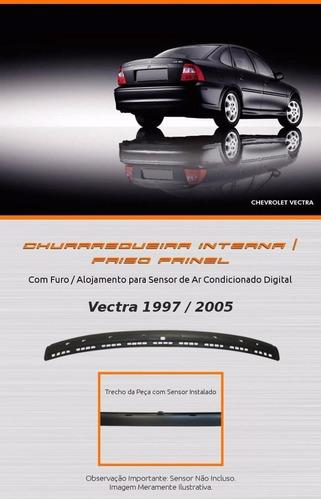 churrasqueira interna painel vectra 1998 com ar digital
