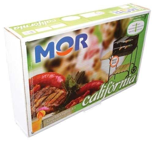 churrasqueira moldada exterior suporte grill portátil #6jrl