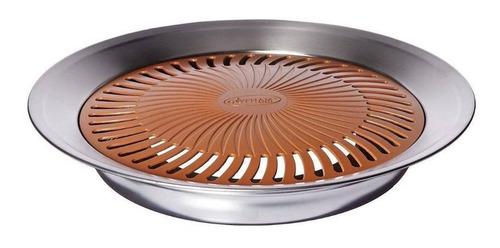 churrasqueira revestimento cerâmica antiaderente s/ fumaça