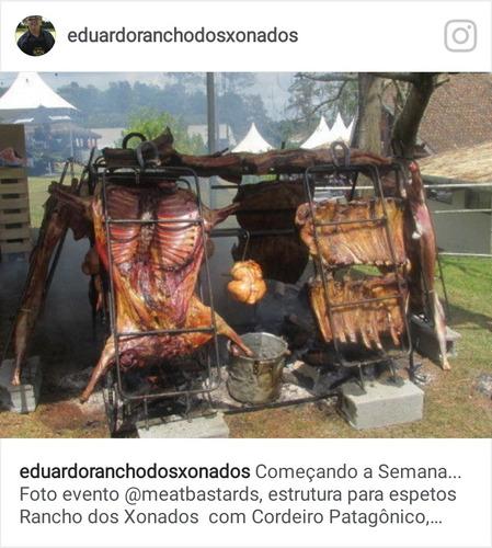 churrasqueiras, pitsmokers , smokers, parrillas, espetos bbq