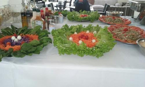 churrasqueiro a domicílio / buffet de churrasco