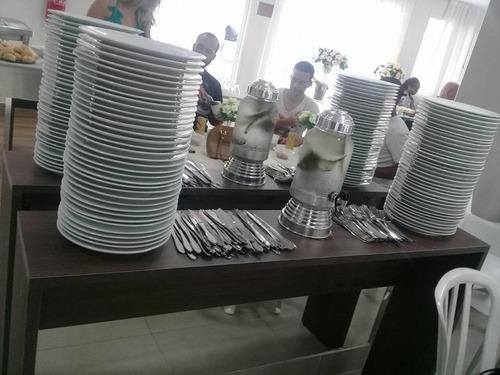 churrasqueiro, buffet a domicilio