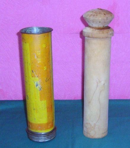 churrera antigua con accesorios