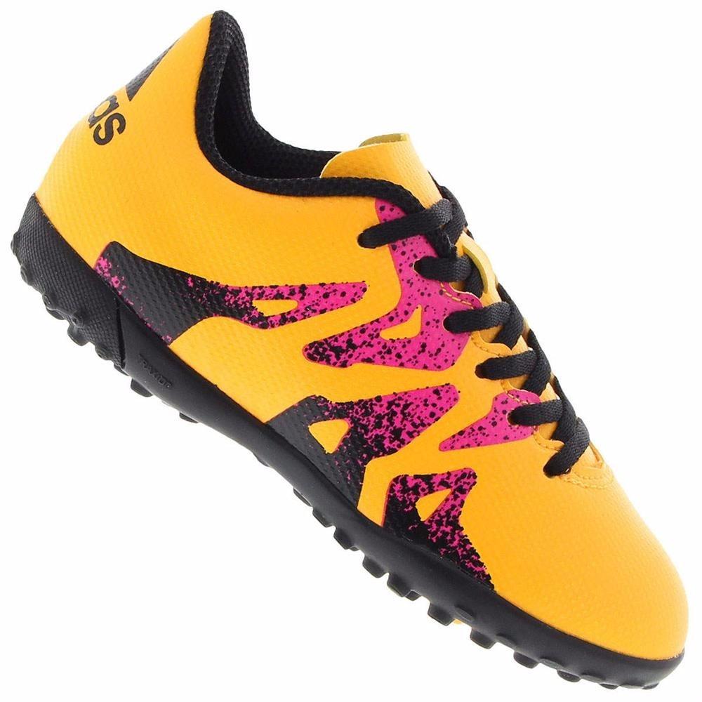 Chuteira 42 Society Nike Cr7 + adidas 27 X15.4 Tf 1magnus - R  300 ... 4f95bdbdf9d0b