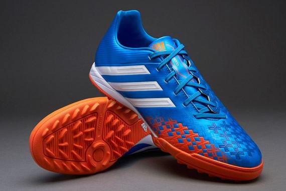chuteira adidas azul e laranja c88c2b091a3c3