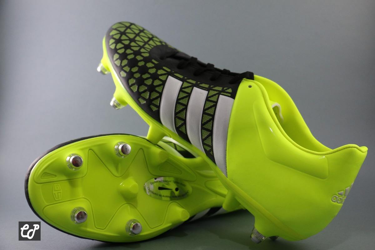 ... chuteira adidas ace 15.3 sg - trava mista. Carregando zoom. classic  styles 630cc 059d0 ... 40670bf41f298
