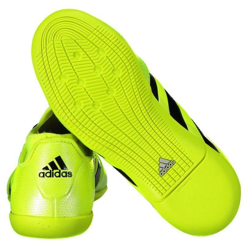 7e7ce5e42a241 chuteira adidas ace 16.3 primemesh in futsal juvenil amarela. Carregando  zoom.