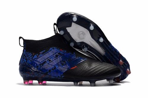 8ece73b5d4c7a Chuteira adidas Ace 17+ Purecontrol Fg - Sem Cadarço #552 - R$ 349 ...