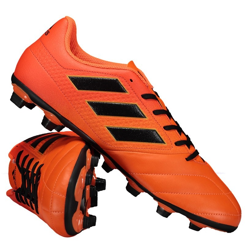 ... chuteira adidas ace 17.4 fxg campo laranja. Carregando zoom. special  sales 7deaa 2576e ... aaac8d783da67