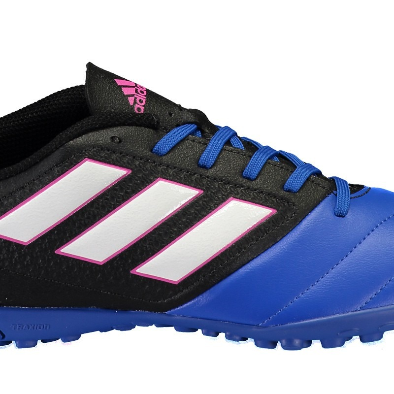 ee2d5774bba3d Chuteira adidas Ace 17.4 Tf Society Azul - R$ 179,90 em Mercado Livre