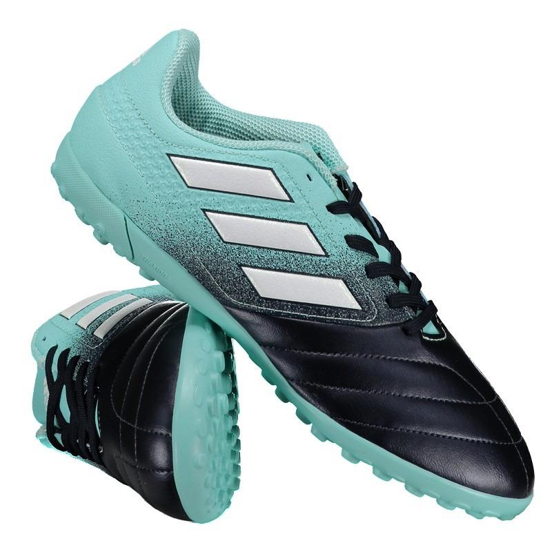 032f3dbee97ea Chuteira adidas Ace 17.4 Tf Society Marinho Juvenil - R$ 147,90 em ...