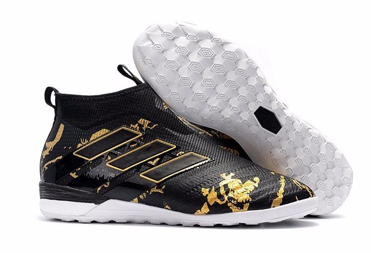 eae41ce5a5 Chuteira adidas Ace Tango 17+ Purecontrol Futsal Botinha - R  399