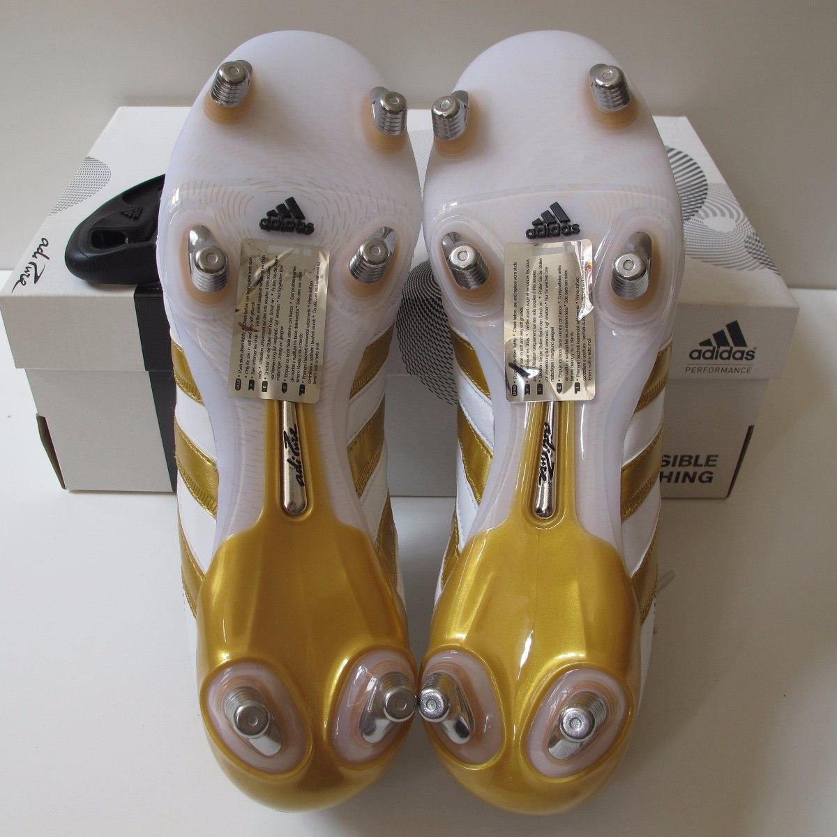 chuteira adidas adipure 11pro couro de canguru original. Carregando zoom. 4ead0590531e7