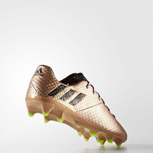 Chuteira adidas Messi 16.1 Fg Campo Dourada 2c0fb24ace26a