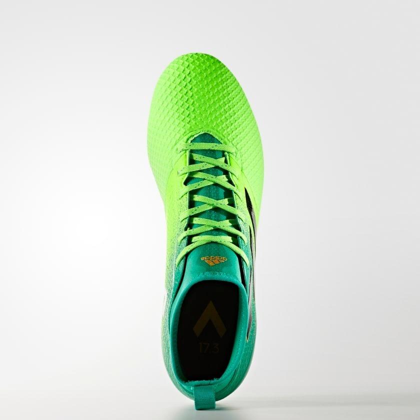 636615713a Chuteira adidas Ace 17.3 Primemesh Fg Campo Verde Original - R  299 ...