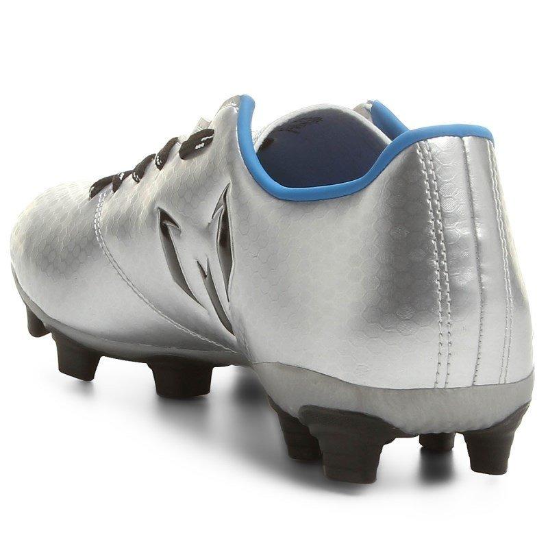 premium selection e3c15 241de Chuteira adidas Messi 16.4 Fxg Campo E Sintético Tam 44 Nova - R ..