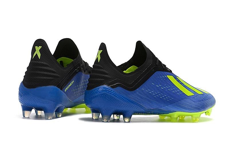 012a6c6fae1 chuteira adidas x 18.1 campo profissional frete grátis blue. a334e05e8979e
