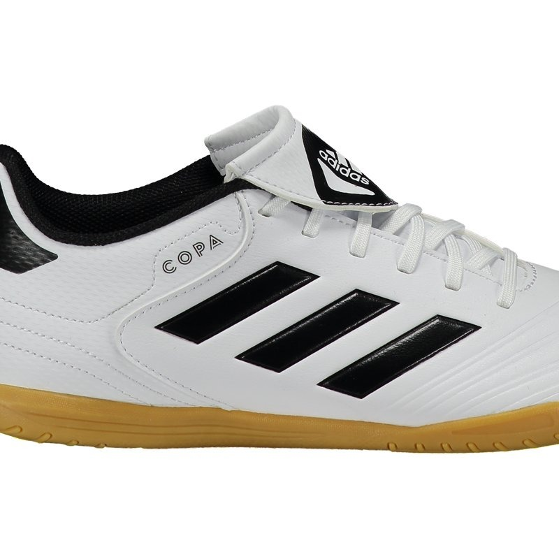 dcdab019dabb0 Chuteira adidas Copa 18.4 In Futsal Branca - R$ 189,90 em Mercado Livre