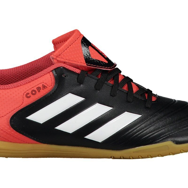 b00073317 chuteira adidas copa 18.4 in futsal preta. Carregando zoom.