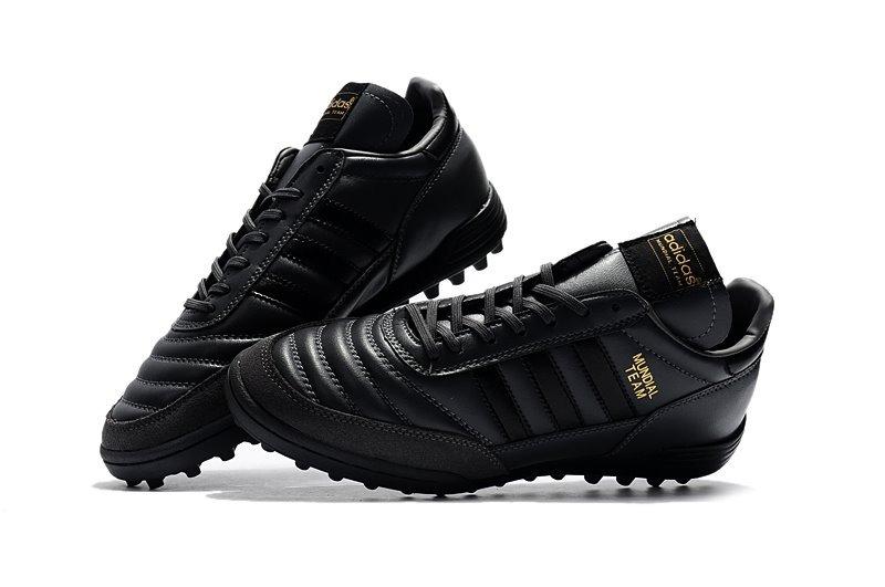chuteira adidas copa mundial team gray + black society. Carregando zoom. 06bd90bd737e3