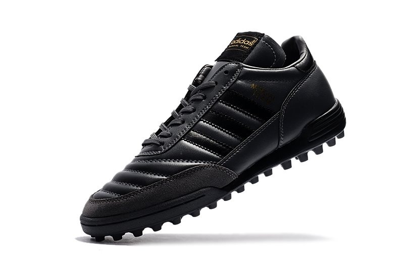 68ea9550ec chuteira adidas copa mundial team gray + black society. Carregando zoom.