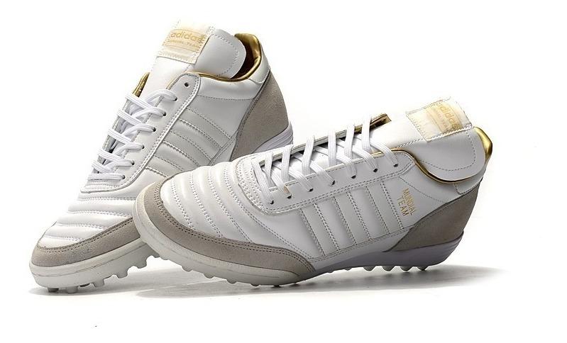 9fa4d0d5c6 Chuteira adidas Copa Mundial Team Society White Original : - R$ 339 ...