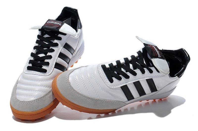 chuteira adidas copa mundial team white+black society. Carregando zoom. f3e9e718a391c