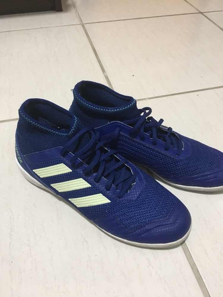 1f138d7fdf1 Chuteira adidas De Futsal Botinha - R$ 200,00 em Mercado Livre