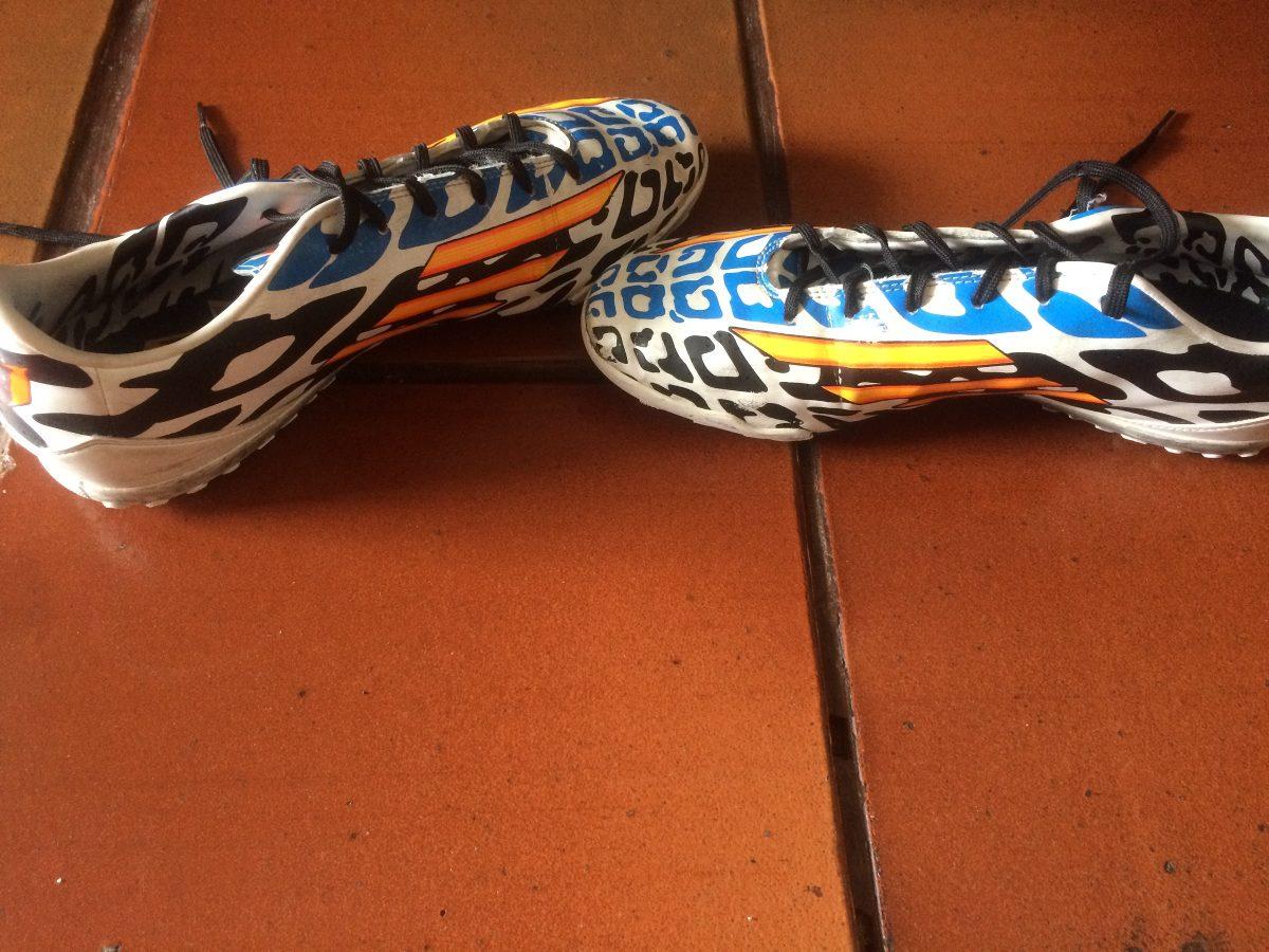 chuteira adidas f10 - messi - copa do mundo - argentina. Carregando zoom. cb0f45d63850c