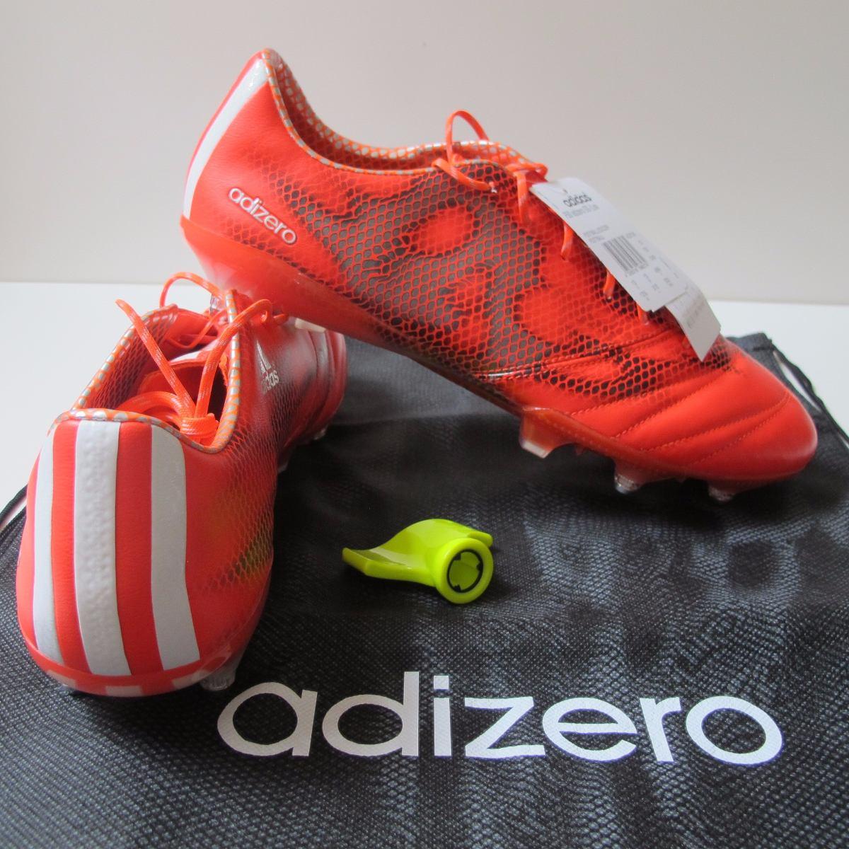 ffb7b9db81 chuteira adidas f50 adizero pro sg couro 100% original. Carregando zoom.