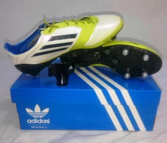 8ed430863a79f Chuteira adidas F50 Adizero Trx Fg - Profissional - Tam: 39 - R$ 225 ...