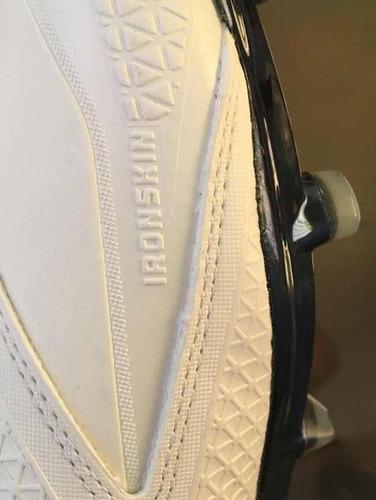 chuteira adidas futebol americano quickframe ironskin n13,5