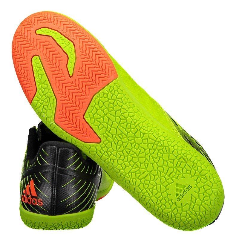 Chuteira adidas Messi 15.3 In Futsal Infantil - R  169 49c53f181fcd9