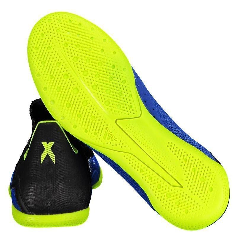 3a6eda28d5 chuteira adidas x tango 18.3 in futsal juvenil azul. Carregando zoom... chuteira  adidas futsal. Carregando zoom.