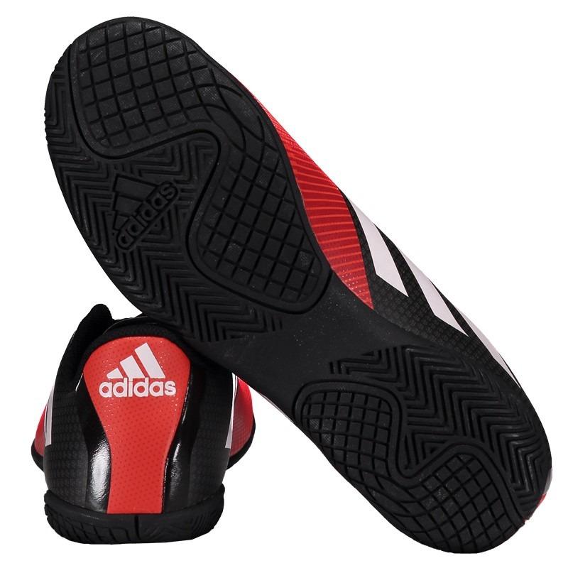 Chuteira adidas Artilheira 17 In Futsal Juvenil Vermelha - R  129 79ff749b5da9d