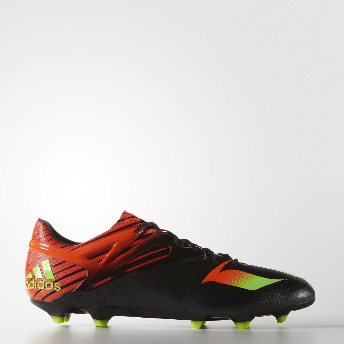 Chuteira adidas Messi 15.1 Fg - Campo - Profissional - R  279 c58f8c358a945