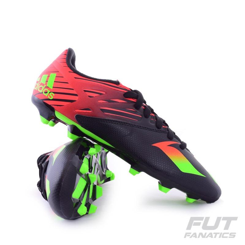 huge selection of 02db4 9e69e chuteira adidas messi 15.3 fg campo - futfanatics. Carregando zoom.