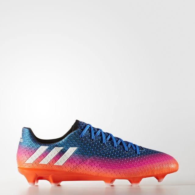 Chuteira adidas Messi 16.1 Campo Profissional Original - R  399 5f973398f3e17