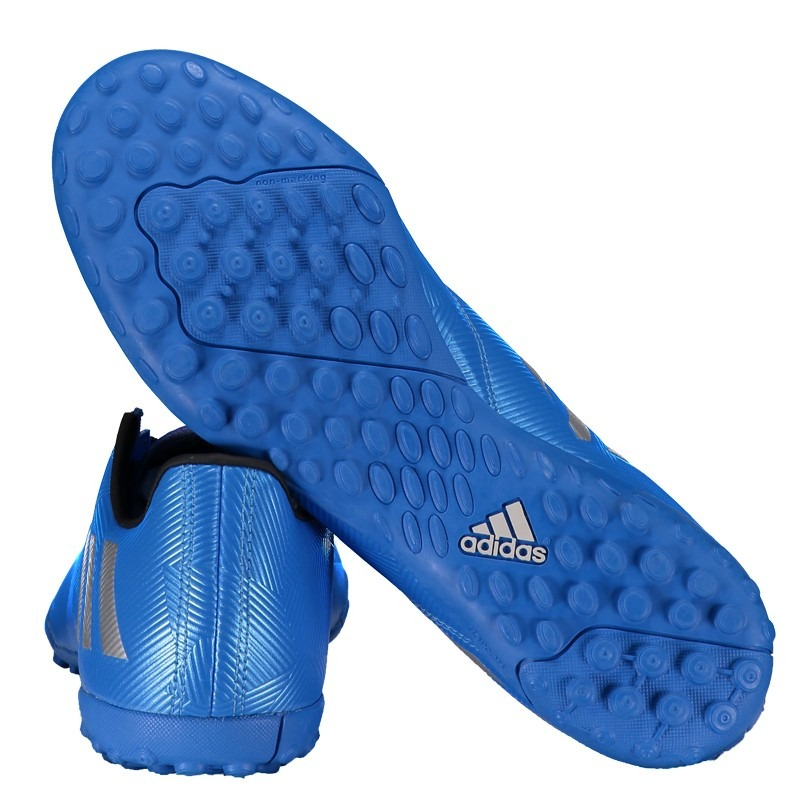 149c79a3f79 chuteira adidas messi 16.4 tf society azul. Carregando zoom.