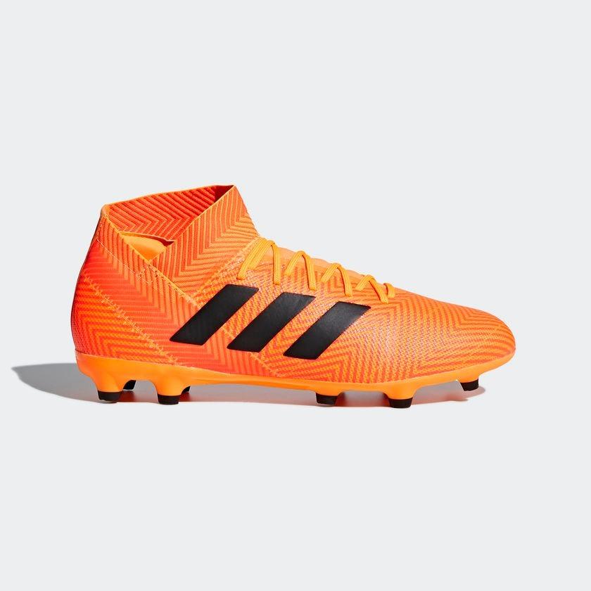 ... chuteira adidas nemeziz 18.3 fg futebol original. Carregando zoom. 100%  genuine 66bf5 5e330 ... 12de0c3505d05