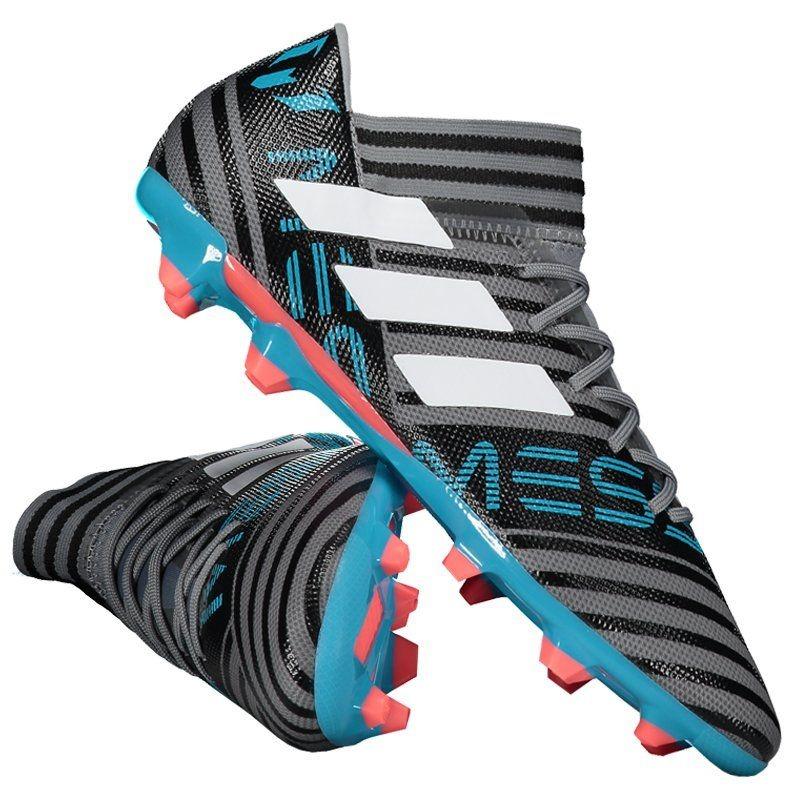 2d41b9410a314 Chuteira adidas Nemeziz Messi 17.3 Fg Campo Cinza - R$ 289,90 em ...