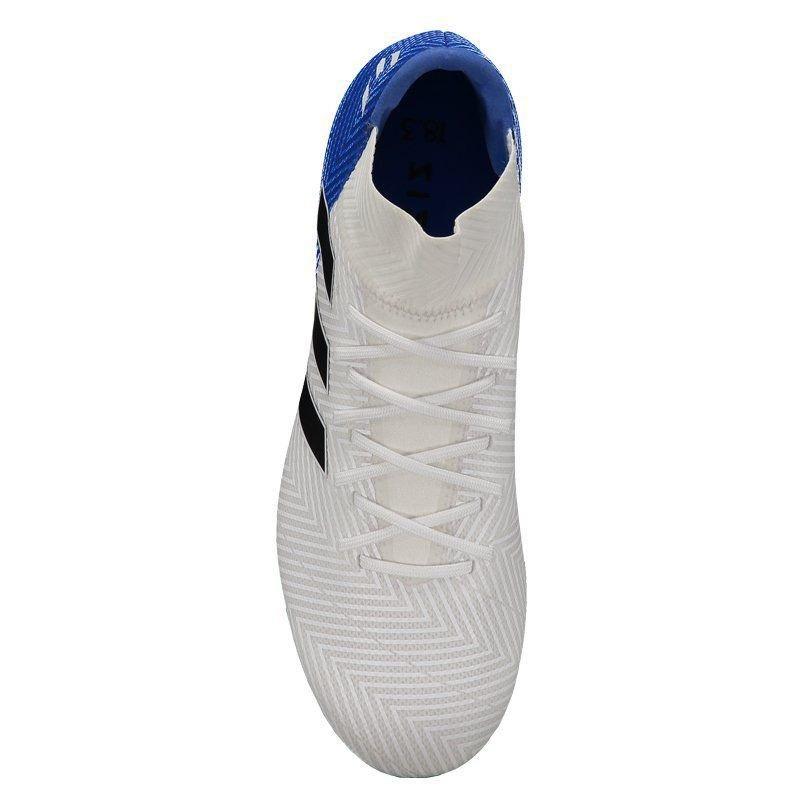 c0a4fc642f Chuteira adidas Nemeziz Messi 18.3 Fg Campo Branca - R$ 299,90 em ...